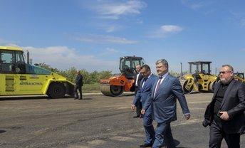 Порошенко 17 мая приехал в Днепропетровскую область  - фото 1