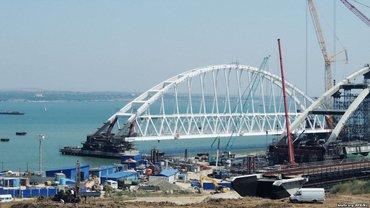 Керченский мост планируют открыть в мае 2018-го - фото 1