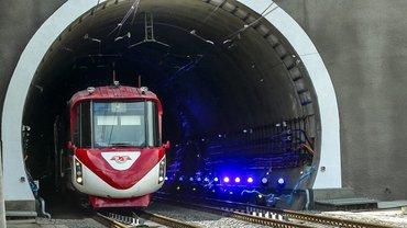 Бескидский туннель открыт - фото 1