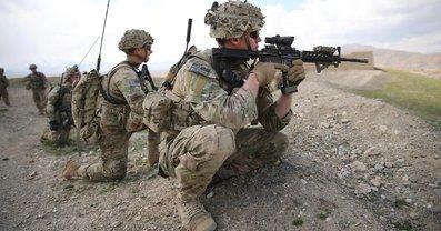 Коалиция США атаковала позиции сирийской армии - фото 1