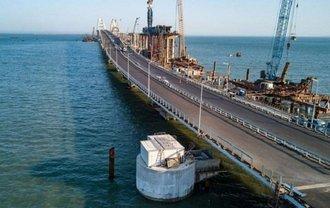 Керченский мост не успевают достроить - фото 1