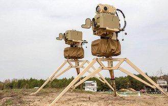 """Мощный переносной противотанковый ракетный комплекс """"Скиф"""" - фото 1"""