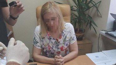 Судья Окружного админсуда попалась на взятке - фото 1