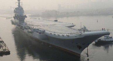 Китай начал испытания первого авианосца собственной разработки - фото 1