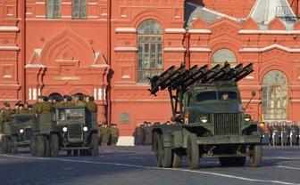 Российские террористы-убийцы будут маршировать по Красной площади - фото 1