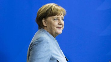 Ангела Меркель - фото 1