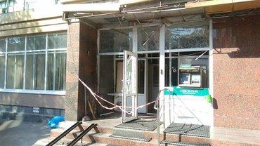В одном из банков Кропивницкого сработала взрывчатка  - фото 1