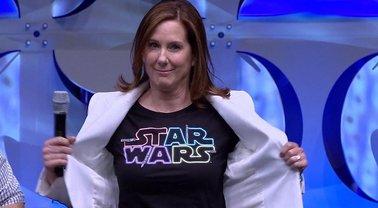 Ходят слухи о возможной отставке Кэтлин Кеннеди- главе Lucasfilm - фото 1