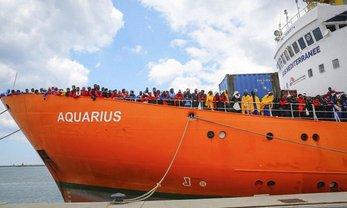 Спасательное судно Aquarius - фото 1