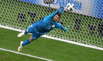 Вратарь сборной Египта Мохамед Эль-Шенави - фото 1