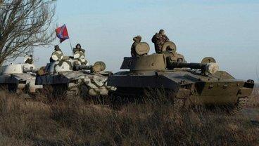 Боевики продолжают нарушать минские соглашения - фото 1