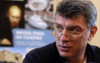 В честь Бориса Немцова назовут сквер в Киеве - фото 1