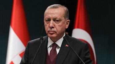 Президент Турции Реджеп Тайип Эрдоган - фото 1