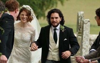 Свадьба Кита и Роуз - фото 1