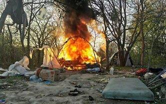 Суд избрал меру пресечения одному из нападавших на ромов во Львове - фото 1