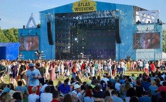 Вход на Atlas Weekend 2018 3 июля бесплатный - фото 1