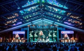 Во Львове начался Leopolis Jazz Fest 2018 - фото 1