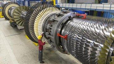 Россияне запустили турбины Siemens - фото 1