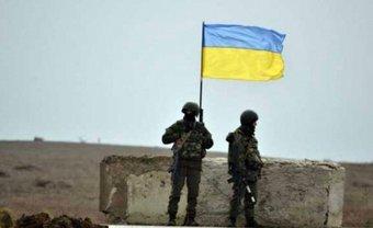 результате вражеских обстрелов ранены двое украинских военных. - фото 1