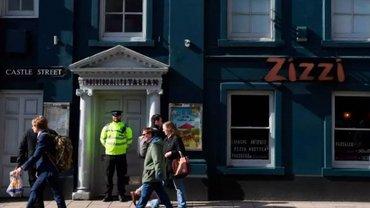 Пере отравлением Скрипаль обедал в ресторане Zizzi - фото 1