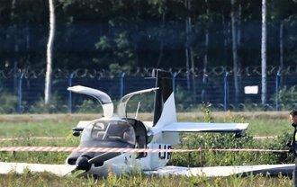 В Польше разбился украинский легкомоторный самолет - фото 1
