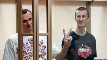 Олег Сенцов и Александр Кольченко - фото 1