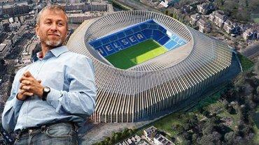 Абрамочи остановил строительство британского стадиона - фото 1