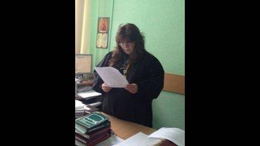 Наталья Неганова вернула себе судейскую мантию - фото 1