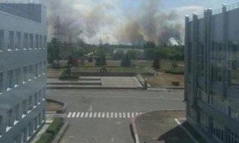 Пожар вблизи ЧАЭС почти ликвидирован - фото 1