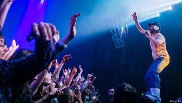 Иван Дорн провел концерт в Киеве - фото 1