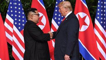 Трамп и Ким Чен Ын договорились о  гарантиях безопасности - фото 1