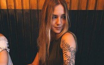 Дочь Потапа опубликовала горячее сэлфи в бикини - фото 1