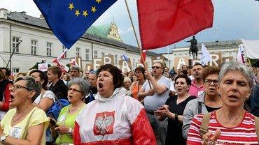В Польше судьи не желают уходить на пенсию - фото 1