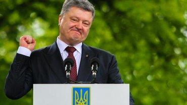 Пиарщики Петра Порошенко использовали чужое фото для рекламы - фото 1