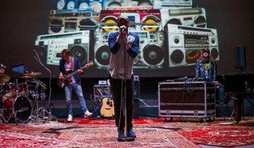 """Бумбокс и The Gitas выпустили клип на сингл """"Тримай мене"""" - фото 1"""