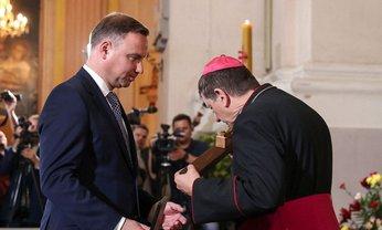 В Луцк приехал президент Польши Анджей Дуда - фото 1