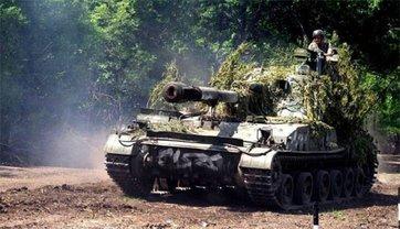 В ОБСЕ рассказали, где боевики спрятали танки - фото 1