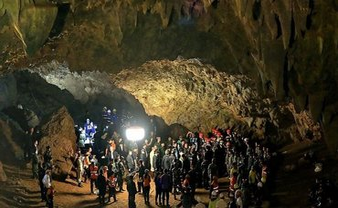 В Таиланде пещеру, где застряла футбольная команда, смогут посетить туристы - фото 1