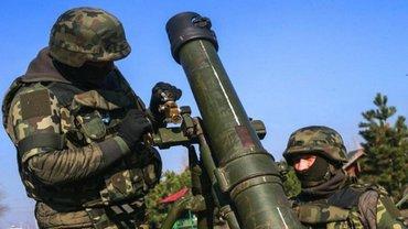 Минобороны определилось с причинами взрыва миномета на полигоне под Ровно - фото 1