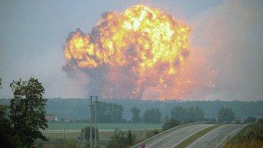В Донецкой области произошел взрыв - фото 1