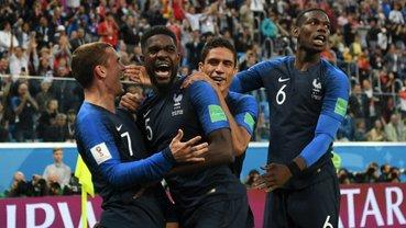 Франция обыграла Хорватию и второй раз стала чемпионом мира - фото 1