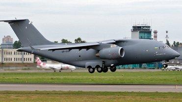 Ан-178 на Farnborough-2018 - фото 1