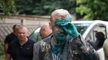 Полиция задержала двух подозреваемых в нападении на Шабунина - фото 1