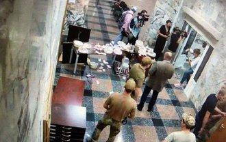 Прорыв в здание НАБУ: открыто уголовное дело - фото 1