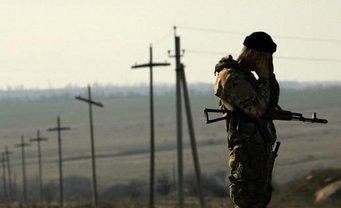Террористы обстреливали укрепления ВСУ на всех участках фронта - фото 1