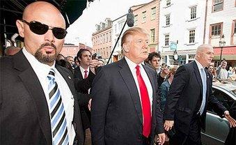 Охранник Дональда Трампа умер во время визита президента в Европу - фото 1
