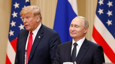 Трамп пообещал Путину подумать о референдуме на Донбассе - фото 1