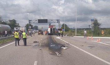 10 человек погибли в жутком ДТП под Житомиром - фото 1