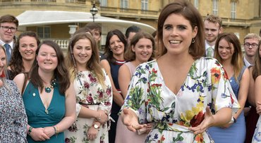 Принцесса Евгения ведет Instagram несмотря на королевское происхождение - фото 1