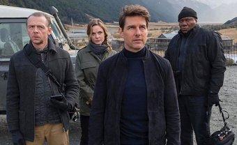 """Том Круз, хорошая режиссура и операторская работа спасли финал саги """"Миссия невыполнима"""" - фото 1"""